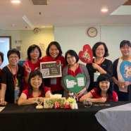 台中 家庭教育 博覽會 志工團